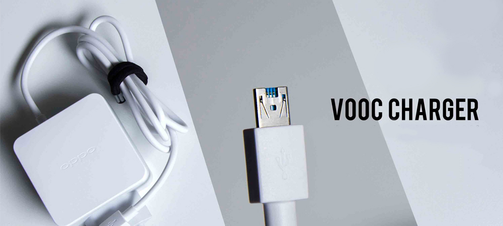 Oppo VOOC Charger