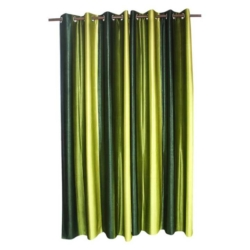 Rechipo Printed Curtain in Crussed Silk Material - 1 Pc (48 x 78 inches)