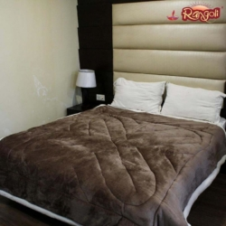 Single Winter Quilt in Fur Material for upto -1 Degree